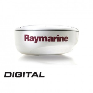 Radome digital 18 , 4kW, 48mn sin cable