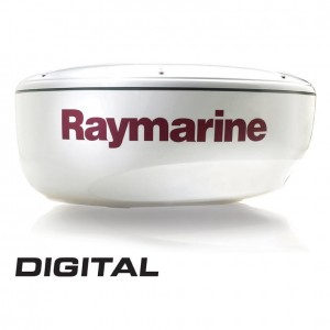 Radome digital 24 , 4kW, 48mn sin cable